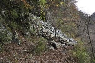 山崩れの写真素材 [FYI03129604]