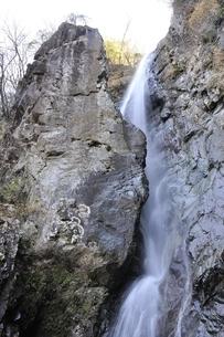 日本の滝百選 早戸大滝の写真素材 [FYI03129648]