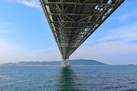 明石海峡の写真素材 [FYI03130917]