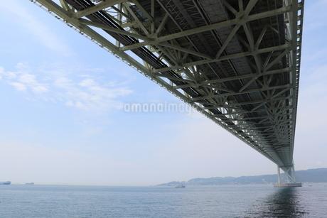 明石海峡の写真素材 [FYI03130930]