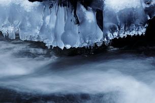 冬の造形の写真素材 [FYI03130954]