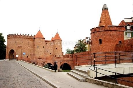 ポーランド ワルシャワの写真素材 [FYI03131040]