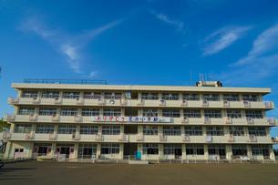 荒浜小学校(宮城県仙台市)の写真素材 [FYI03131206]