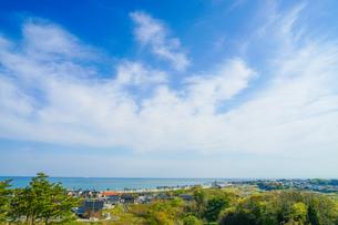 宮城県・七ヶ浜町の風景の写真素材 [FYI03131239]