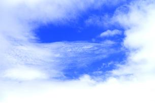 雲の写真素材 [FYI03132341]