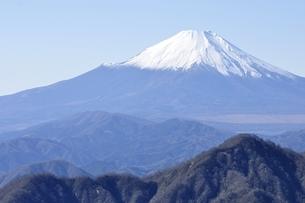 日本百名山の富士山眺望の写真素材 [FYI03132518]