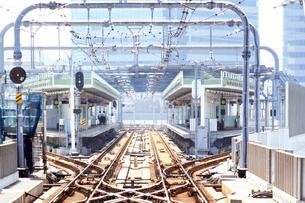 相鉄線 星川駅の写真素材 [FYI03132830]
