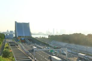 東京港トンネルの写真素材 [FYI03132851]