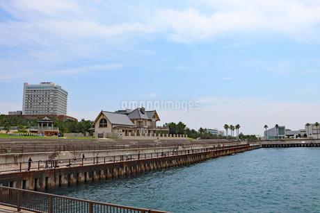 海辺の公園の写真素材 [FYI03132972]