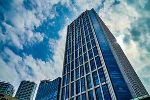 二子玉川の高層ビル群のイメージの写真素材 [FYI03133631]