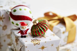 クリスマスの写真素材 [FYI03133944]