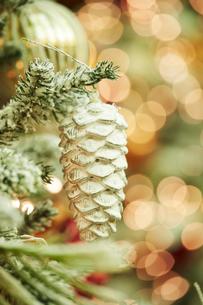 クリスマスツリーの写真素材 [FYI03133989]