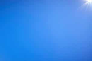 青空背景素材の写真素材 [FYI03135132]
