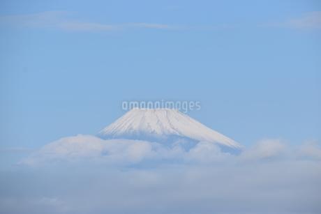 富士山頂上2の写真素材 [FYI03136043]