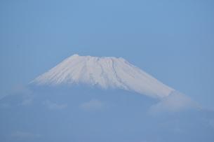 富士山頂上の写真素材 [FYI03136047]