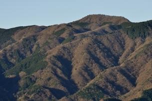 南山より黍殻山の写真素材 [FYI03136520]