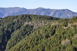 丹沢 袖平山 黍殻山 焼山の写真素材 [FYI03136536]