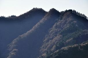 南山より高取山の写真素材 [FYI03136543]