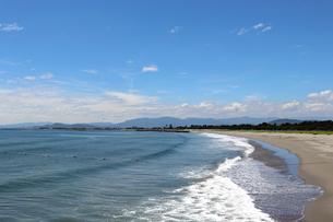 海と砂浜の写真素材 [FYI03136713]