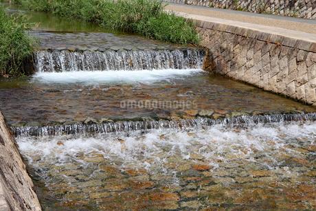 川の流れの写真素材 [FYI03136809]