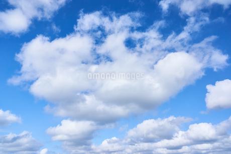 青空 雲 自然の写真素材 [FYI03136974]