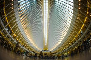 ウェストフィールド ワールドトレードセンター(Westfield World Trade Center)の写真素材 [FYI03137059]