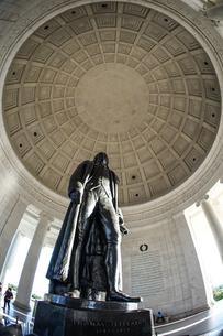 トーマス・ジェファーソン記念館の写真素材 [FYI03137085]