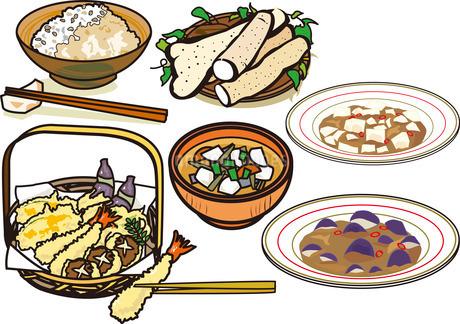 食べ物16のイラスト素材 [FYI03137312]