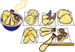 料理11のイラスト素材 [FYI03137862]