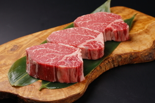 牛肉ヒレの写真素材 [FYI03138392]