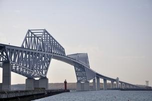 東京ゲートブリッジの写真素材 [FYI03138571]