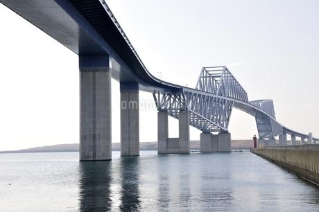 東京ゲートブリッジの写真素材 [FYI03138573]