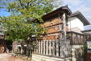 高札場 岩村町の写真素材 [FYI03138917]