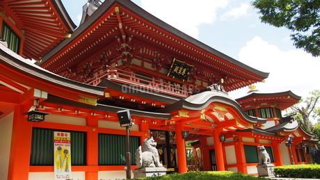 千葉神社の写真素材 [FYI03139027]