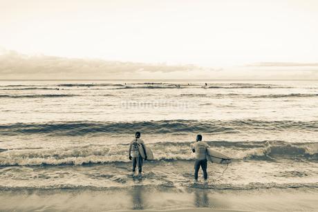 海の写真素材 [FYI03139158]