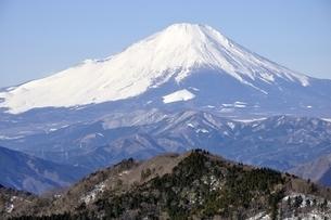 富士山眺望の写真素材 [FYI03139324]