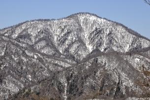 冬の檜洞丸の写真素材 [FYI03139346]