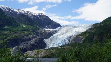 氷河 アラスカ Seward アメリカ 9の写真素材 [FYI03139357]