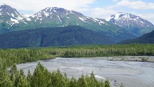 アラスカ Seward アメリカ 8の写真素材 [FYI03139358]