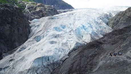 氷河 アラスカ Seward アメリカ 14の写真素材 [FYI03139366]