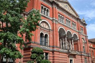 ヴィクトリア&アルバート博物館の写真素材 [FYI03139448]