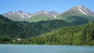 アラスカ Seward アメリカ 48の写真素材 [FYI03139858]