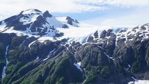 氷河 アラスカ Seward アメリカ 74の写真素材 [FYI03139903]