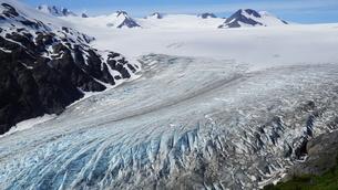 氷河 アラスカ Seward アメリカ 72の写真素材 [FYI03139905]