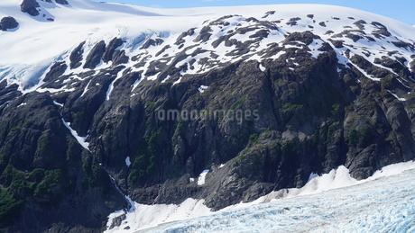 氷河 アラスカ Seward アメリカ 71の写真素材 [FYI03139906]