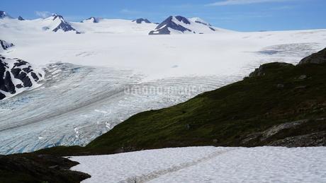 氷河 アラスカ Seward アメリカ 80の写真素材 [FYI03139916]