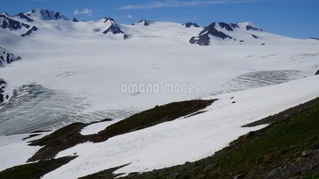 氷河 アラスカ Seward アメリカ 77の写真素材 [FYI03139920]