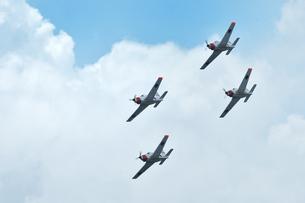 海上自衛隊のアクロバットチームの写真素材 [FYI03139927]