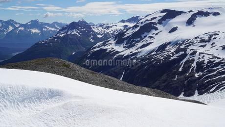 氷河 アラスカ Seward アメリカ 83の写真素材 [FYI03140213]