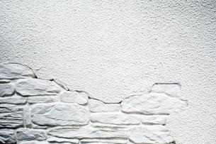 白壁の素材写真の写真素材 [FYI03140264]